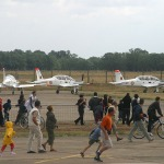 6569 Planes Taxing