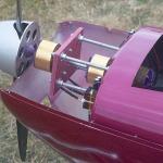 6599 3 Motors And 1 Shaft