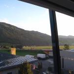 Buochs Airfield From Hotel Window