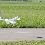 Depron Flying Backward