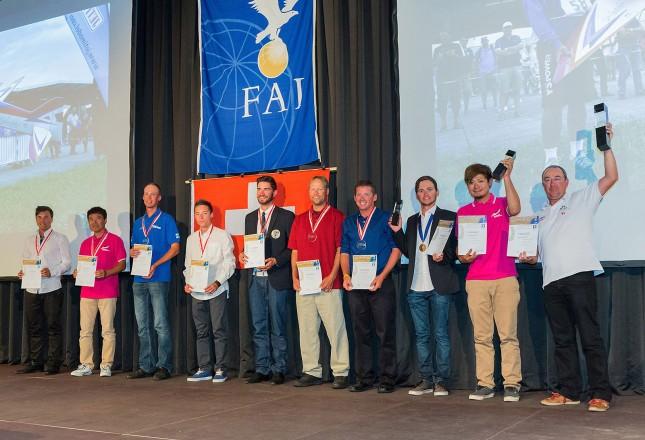 F3A WC 2015 finalists